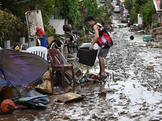 UAE allocates Dh35 million to people affected by typhoon Goni in Philippines