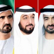 UAE leaders remember those who sacrificed their lives for the nation