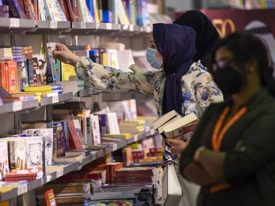 UAE residents are reading more books and cutting back on screen time during pandemic