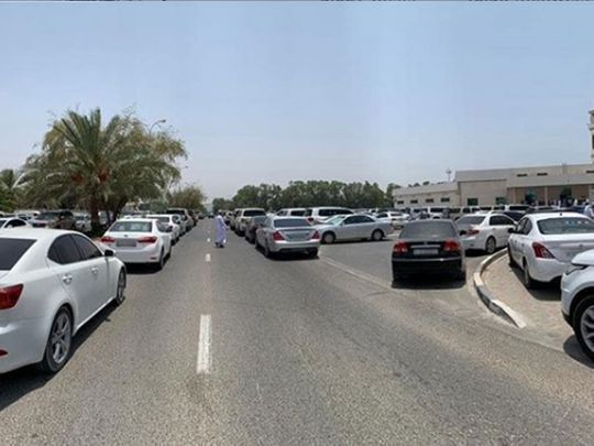 UAE traffic alert: New way to report minor accidents in this emirate
