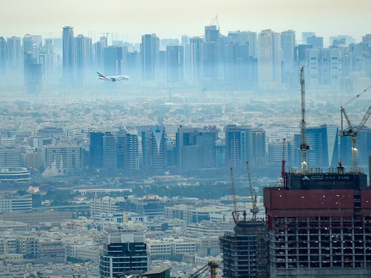 UAE weather: Foggy morning, drivers warned about low visibility
