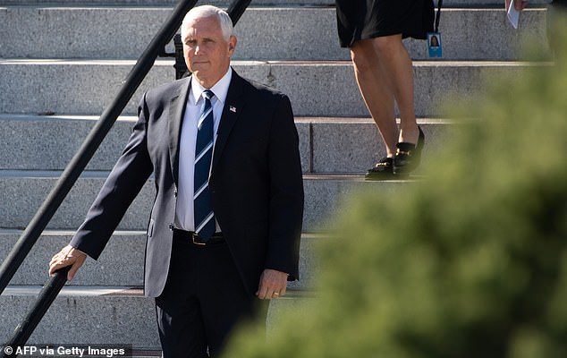 US Election 2020: Mike Pence says 'this fight ain't over'