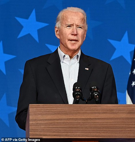 US Election: Biden takes the lead in Pennsylvania with 5,000 votes