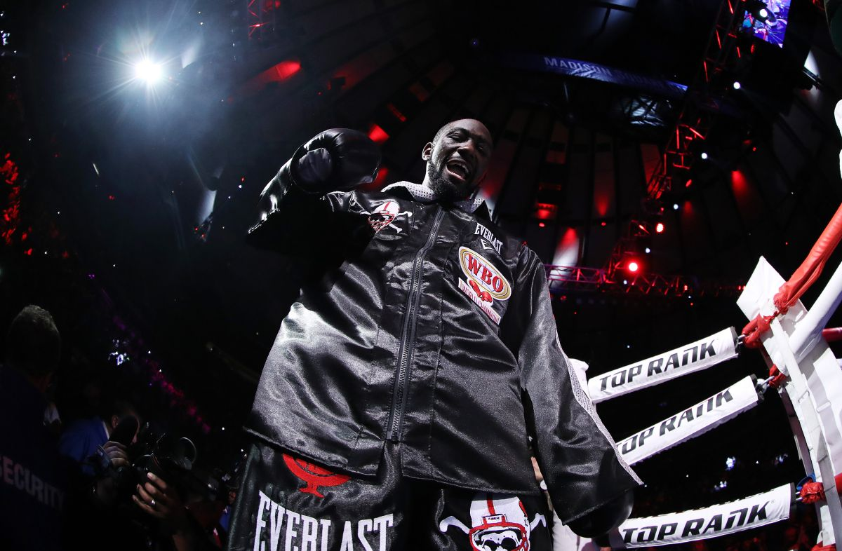 Unification fight between Crawford and Pacquaio is back on track after victory of the American | The State
