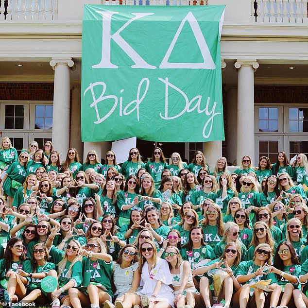 University of Alabama sorority gets permission to host 600-person party on a farm