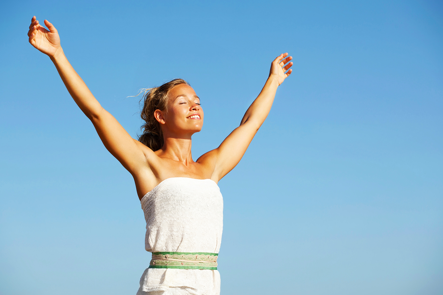 Upbeat Outlook Could Shield Your Brain