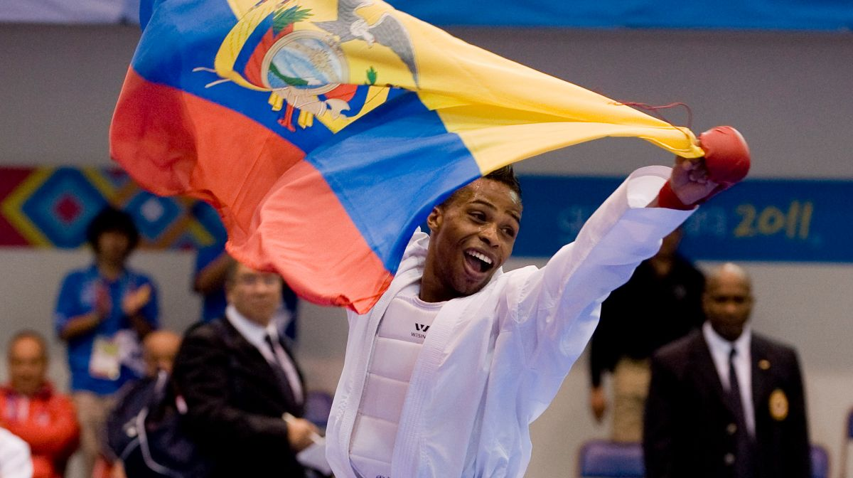 VIDEO: Impressive knockout of an Ecuadorian in Karate Combat | The State