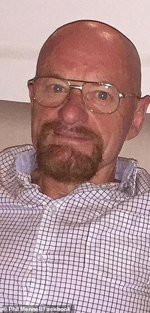 WA Bunbury man looks like Breaking Bad character Walter White and says he enjoys the attention
