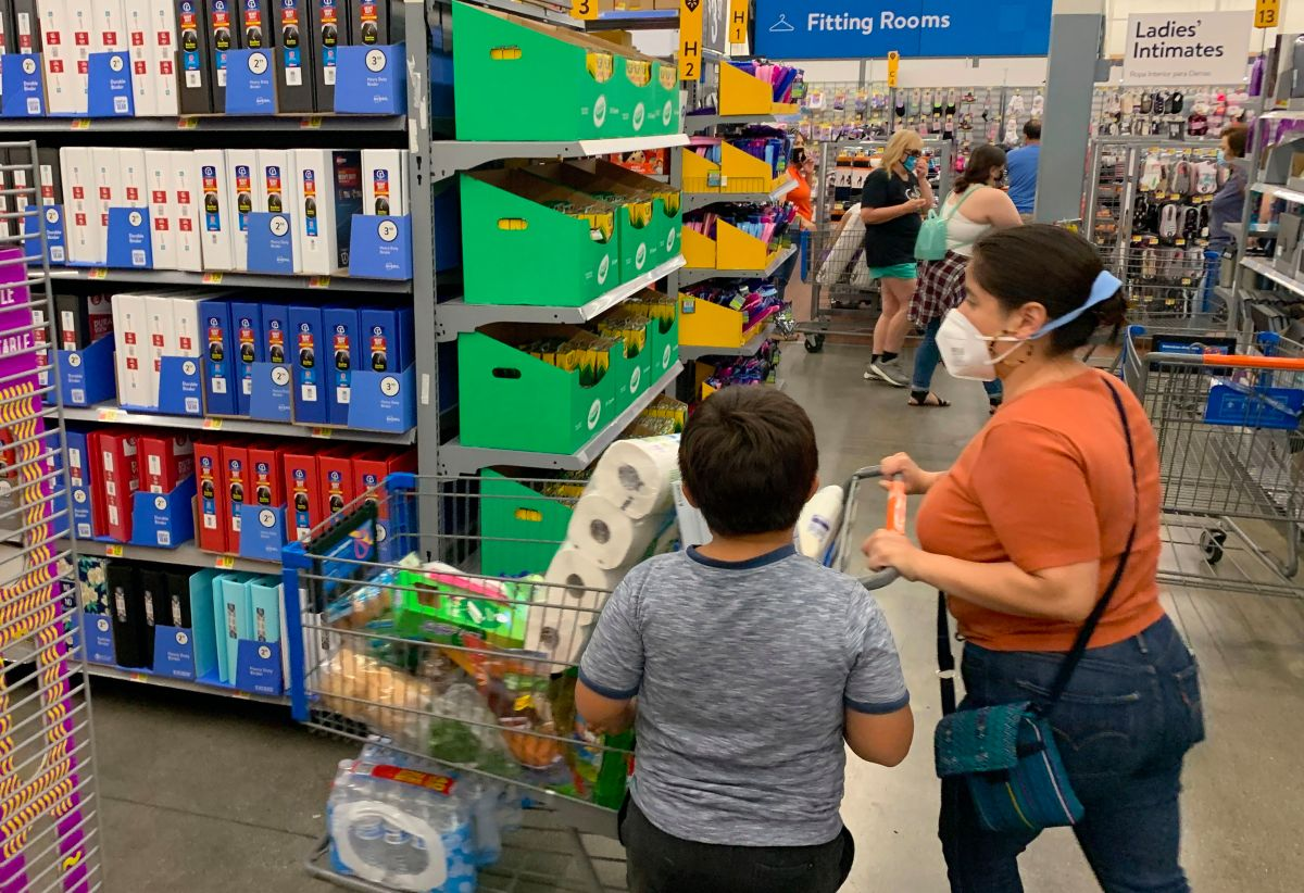 Walmart Reports Shortage of Toilet Paper and Cleaning Products at Some Branches | The State
