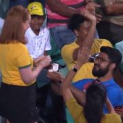 Watch: Marriage proposal during India-Australia ODI wins hearts