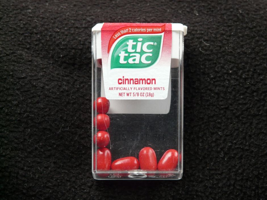 What are Tic Tacs made of and why are they called that? The NY Journal