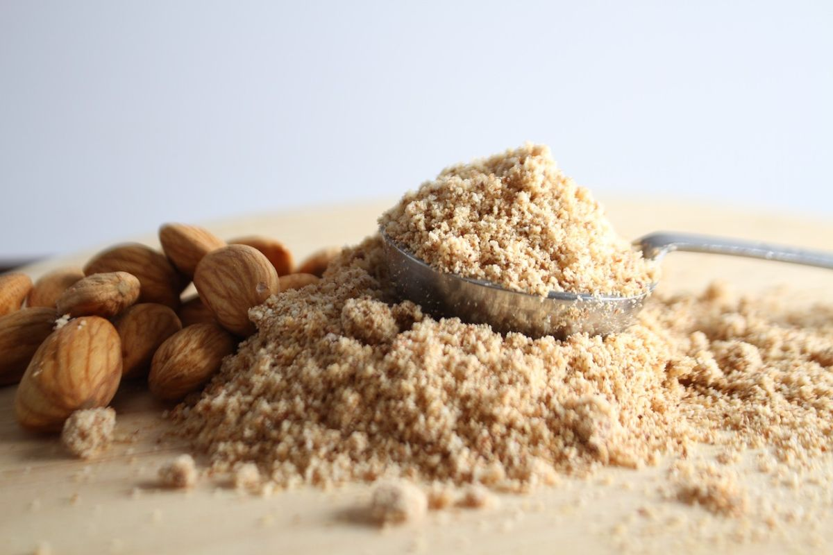 What are the benefits of eating foods prepared with almond flour | The State