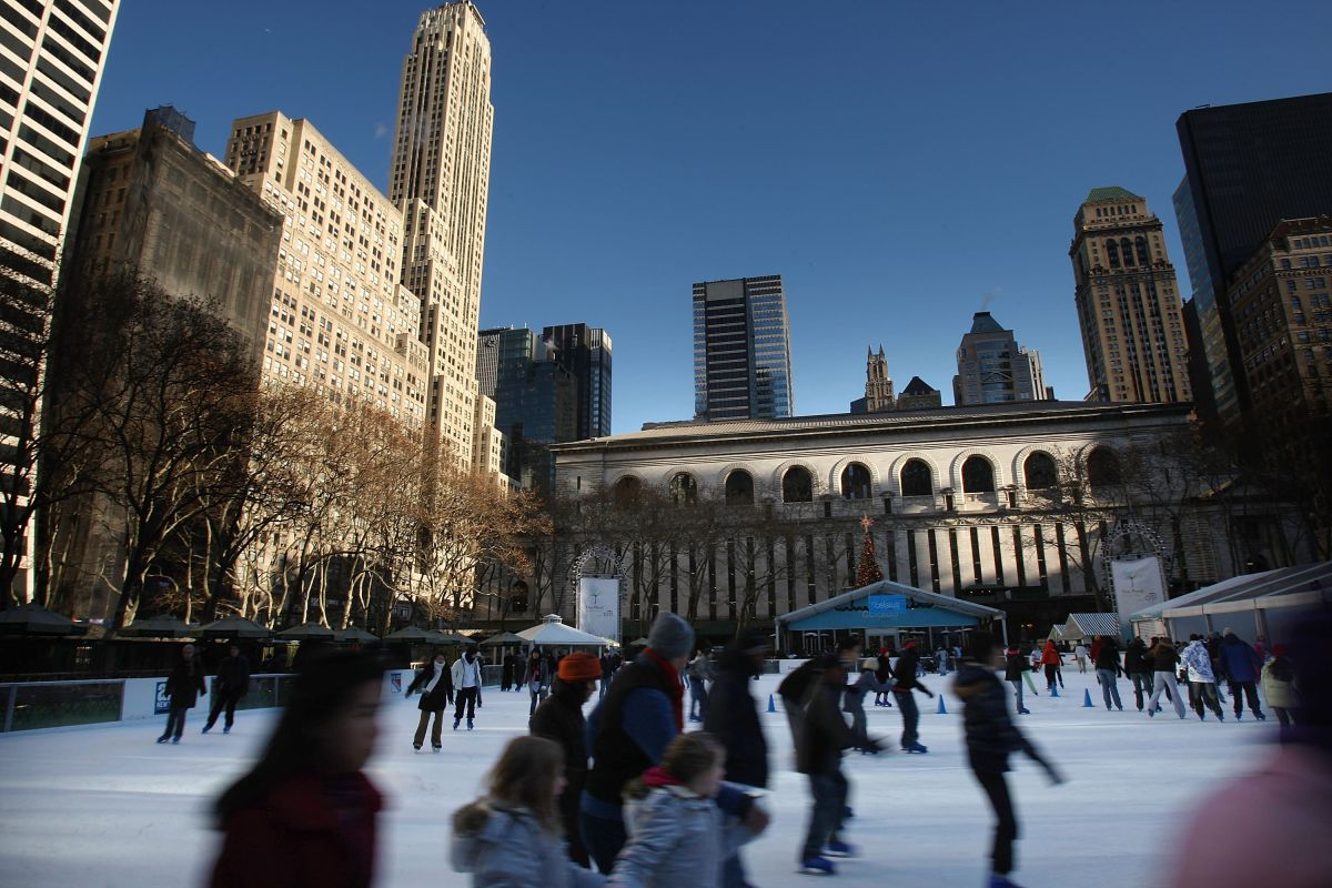 Where to ice skating safely in New York during the pandemic? | The State