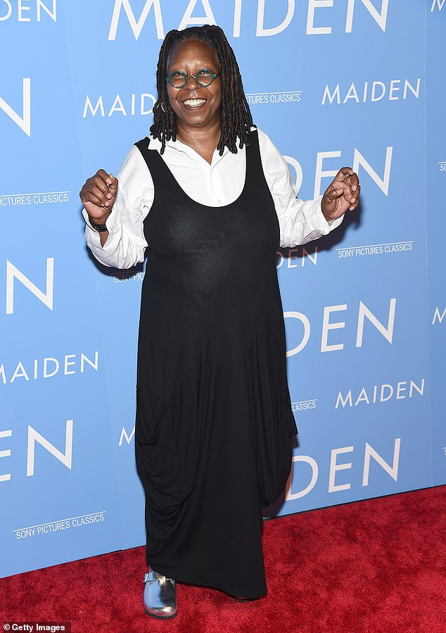 Whoopi Goldberg initially REJECTED starring role in The Color Purple
