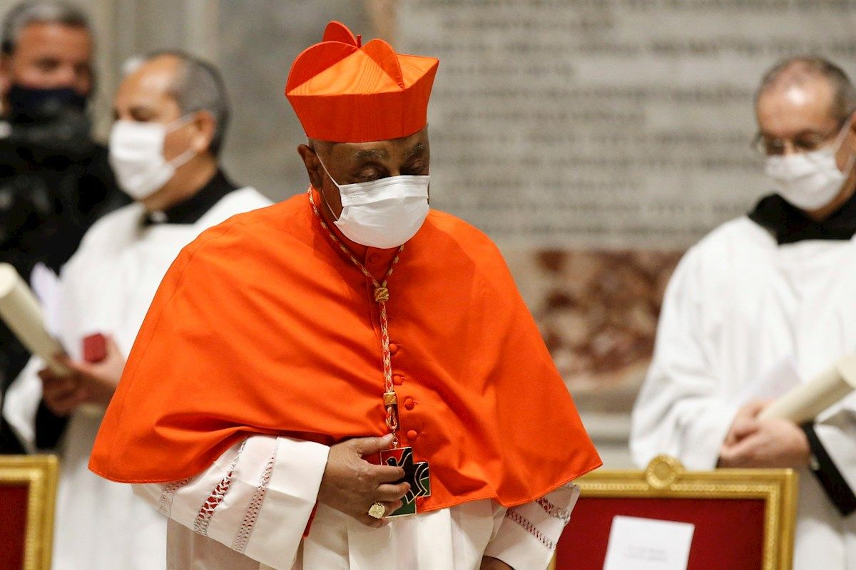 Wilton Gregory established himself as the first African-American cardinal in Catholic history   The State