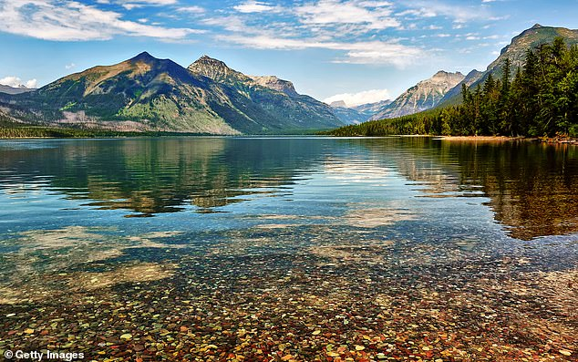 Woman, 18, dies and man, 22, injured while scuba diving in a lake at Montana's Glacier National Park