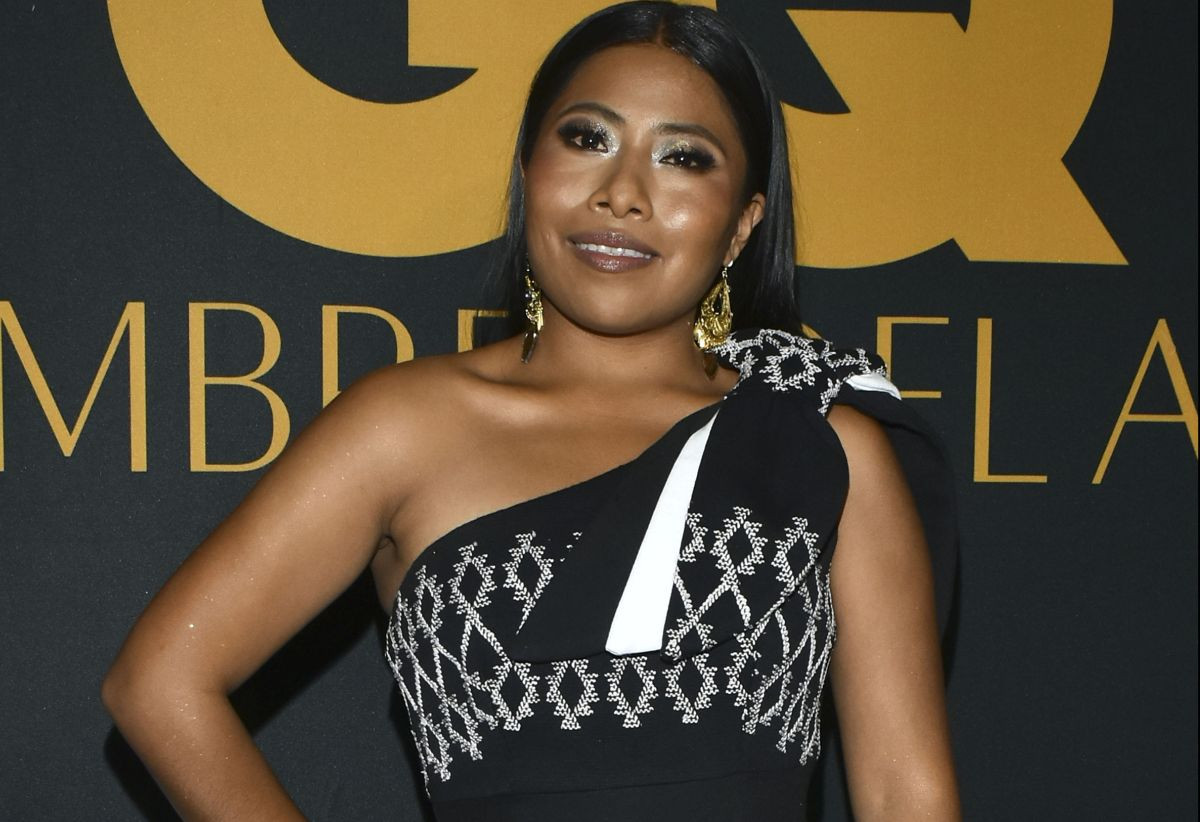 Yalitza Aparicio continues to leave the name of Mexico in style and now in the musical sphere | The State