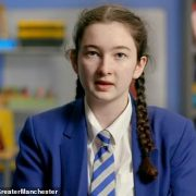 Year 10 pupil opens up about her giggle incontinence in Educating Greater Manchester