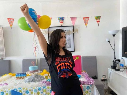 Zumba teacher with a heart condition in Abu Dhabi has a message for women