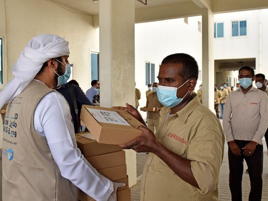 '10 Million Meals' Ramadan campaign in UAE bags several international awards
