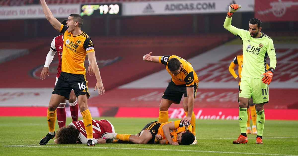 Raul Jimenez breaks silence after successful operation on fractured skull