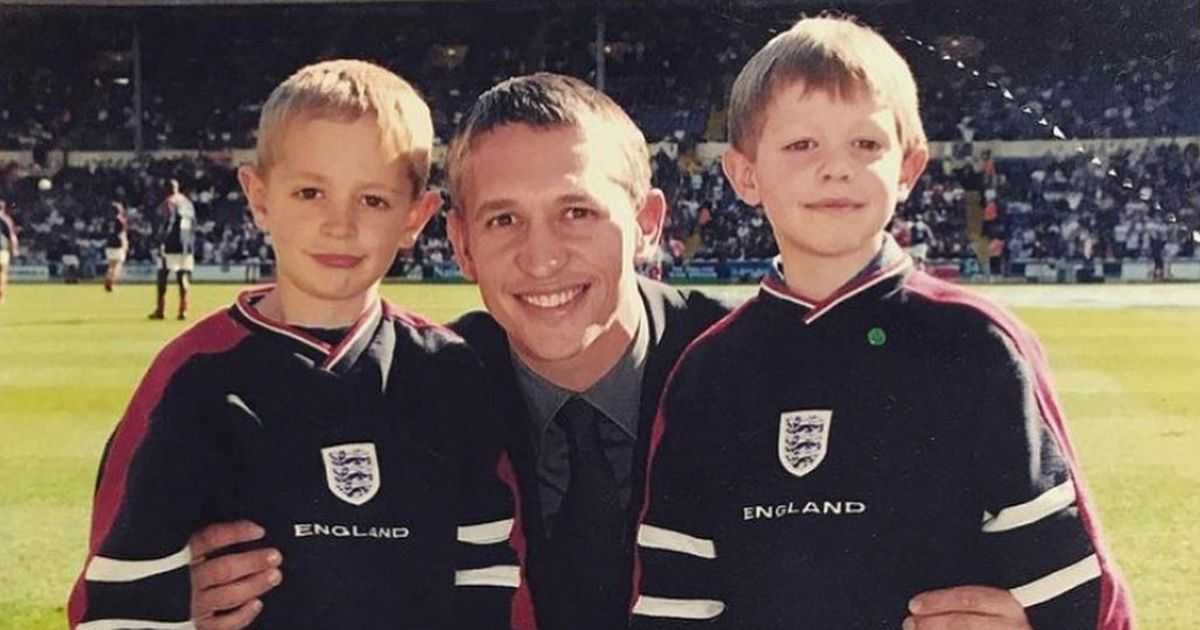 Gary Lineker's family pay tribute to Match of the Day presenter as he turns 60