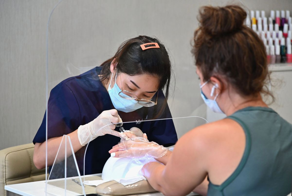 Drop in nail salon clients pushes immigrant workers into poverty | The State