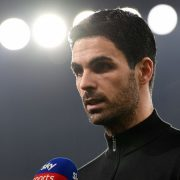 Mikel Arteta's lengthy dressing room address to Arsenal stars after Wolves loss