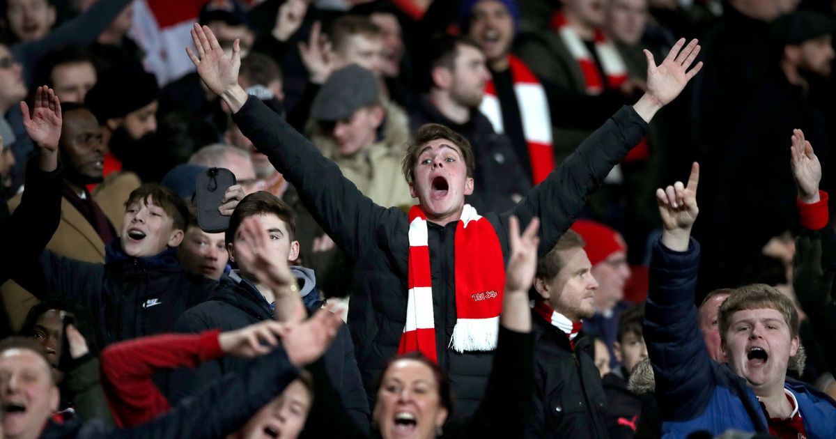 Football fans exempt from Tier 2 alcohol rules ahead of return to stadiums
