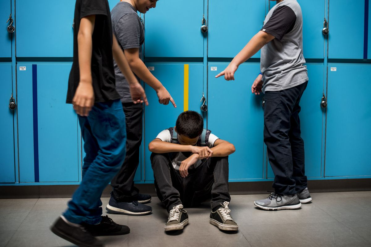 What consequences in adult life can bullying suffered in childhood have? The State