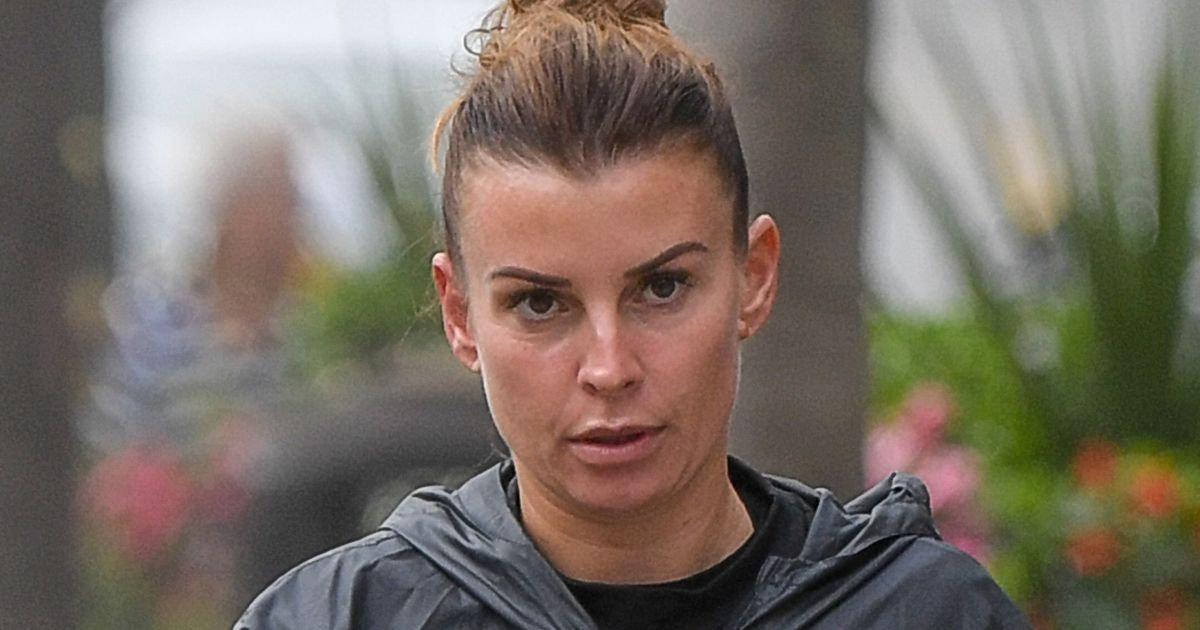Coleen Rooney decorates her home with ice skates in weird 'nod' to Rebekah Vardy
