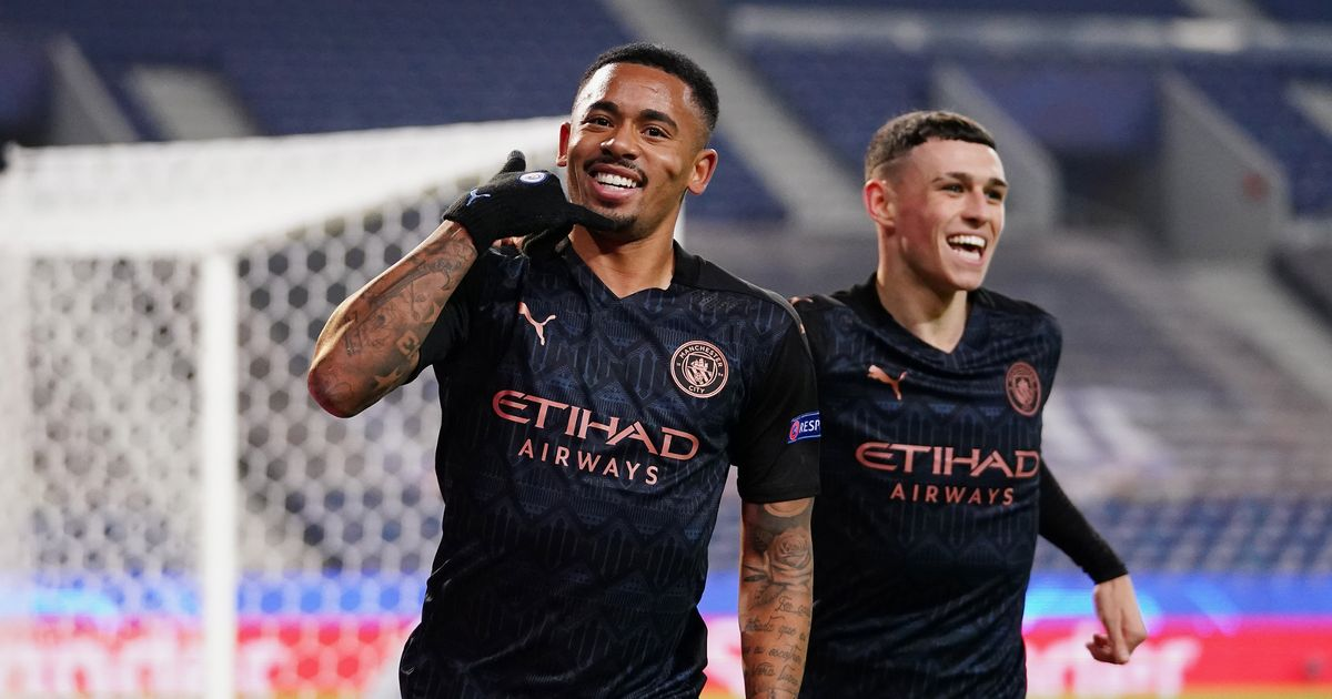 Man City fall foul of VAR but secure top spot in Champions League group