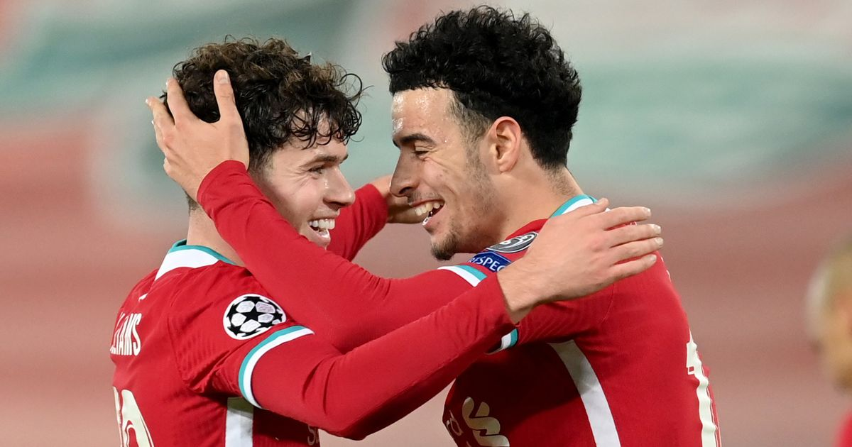 5 talking points as kids combine to help Liverpool through in Champions League