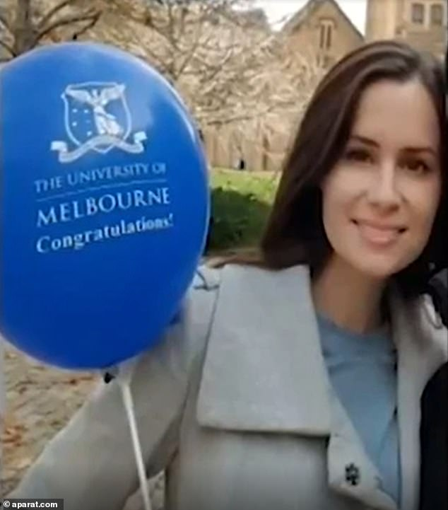 The Australian-British academic was freed last week after spending more than two years in detention in Iran on spying charges she and the Australian government vehemently deny