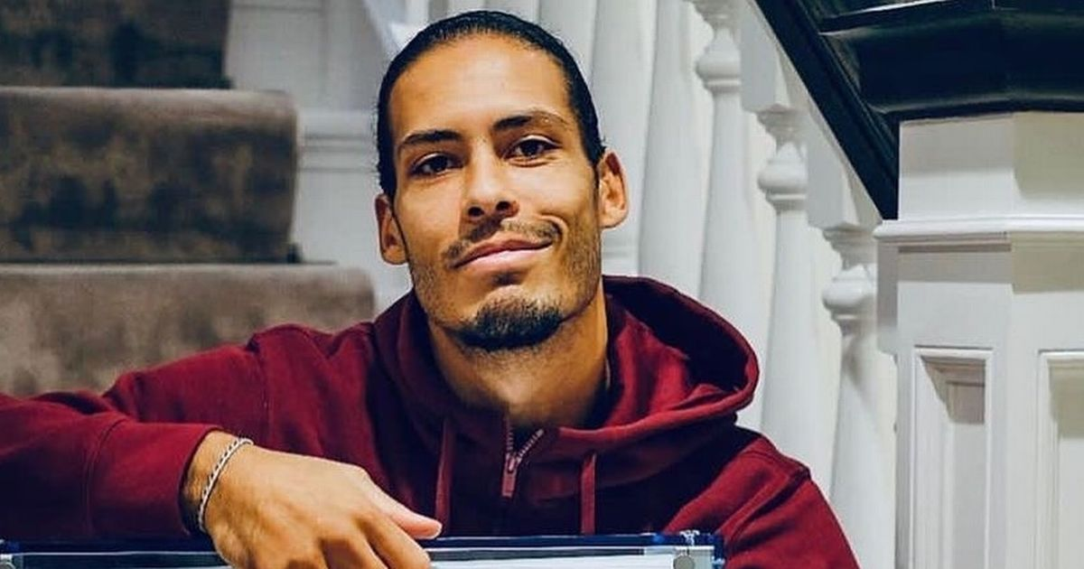 Liverpool fans react to Van Dijk's first social media post since surgery