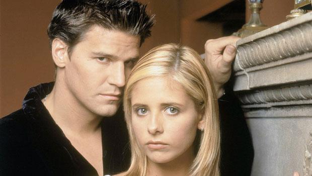 'Buffy The Vampire Slayer's David Boreanaz Settles Stacey Abrams' Angel Vs. Spike Debate