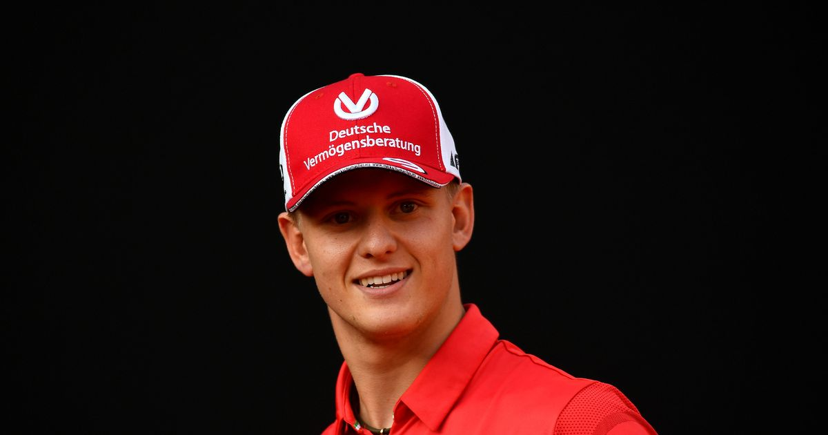 "Michael Schumacher has been ""following"" son Mick as tips help him earn F1 spot"
