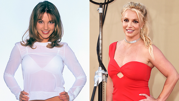 Happy 39th Birthday, Britney Spears: See The Singer's Transformation From Teen Star To Now