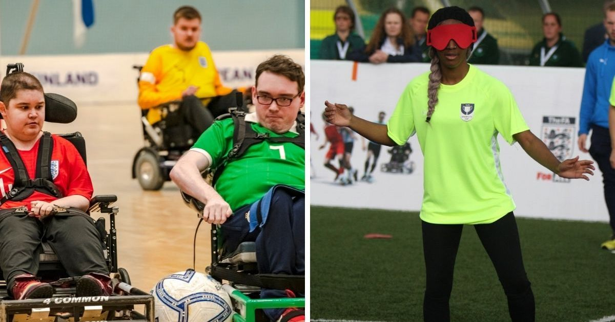 17 things you didn't know about para and disability football
