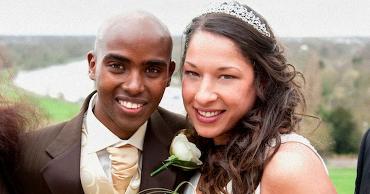 Mo Farah and wife's love against odds – school crush, rejection & chance reunion