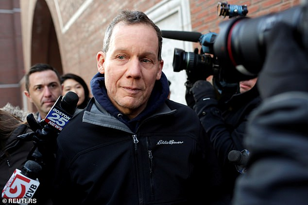 In June, Dr Charles Lieber, 61, the former chair of Harvard's chemistry and chemical biology department, plead not guilty to charges that he lied to U.S. authorities about his ties to a China-run recruitment program and funding he received from the Chinese government for research