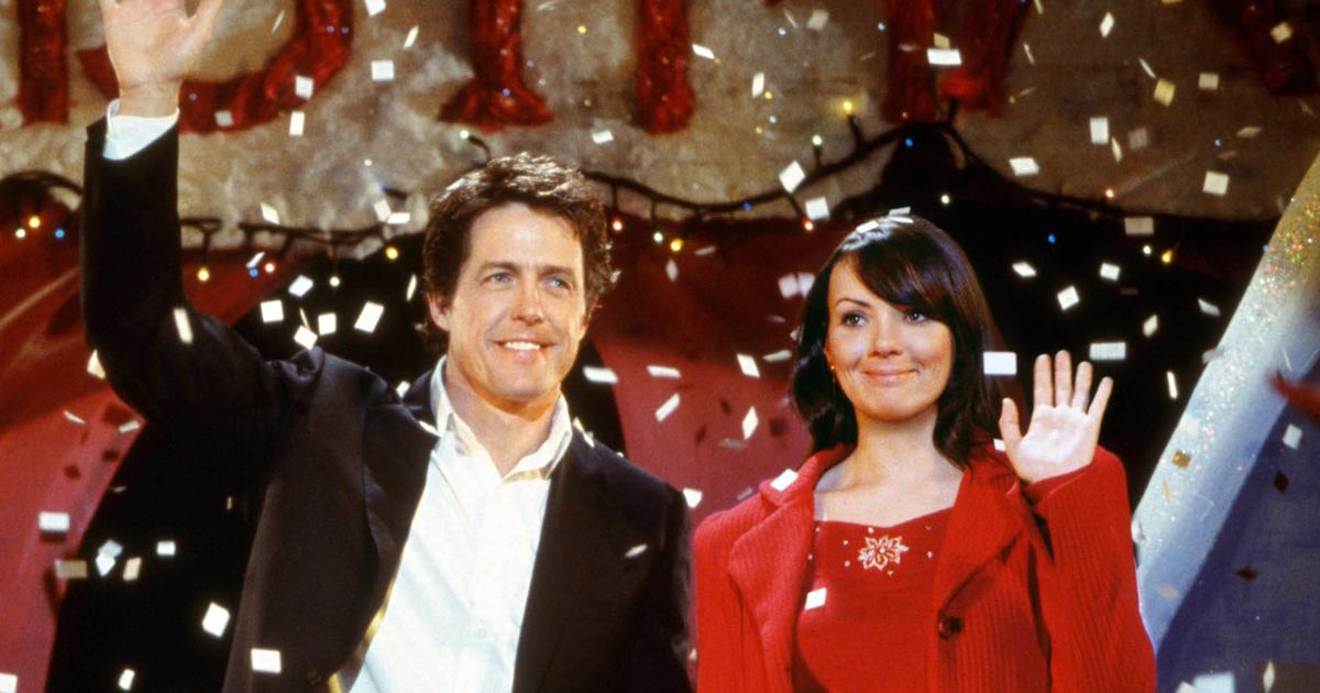 Martine McCutcheon feared she would knock out Hugh Grant on Love Actually