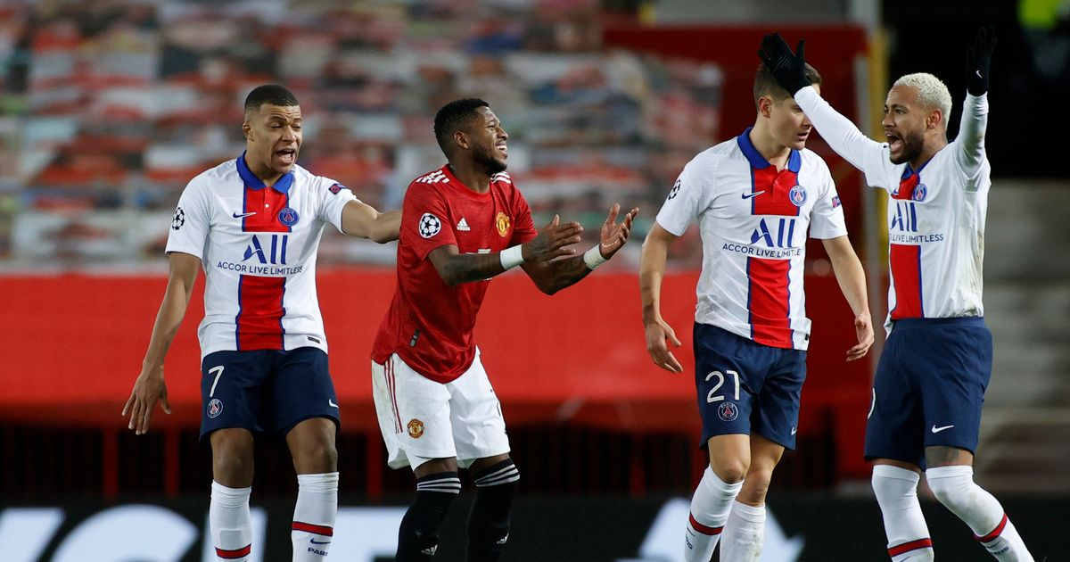 Man Utd player ratings as Fred lets teammates down in defeat to PSG