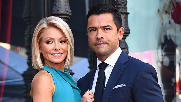 Kelly Ripa's Hunky Husband Mark Consuelos Shows Off New Tattoo On His Bulging Bicep — See Pic