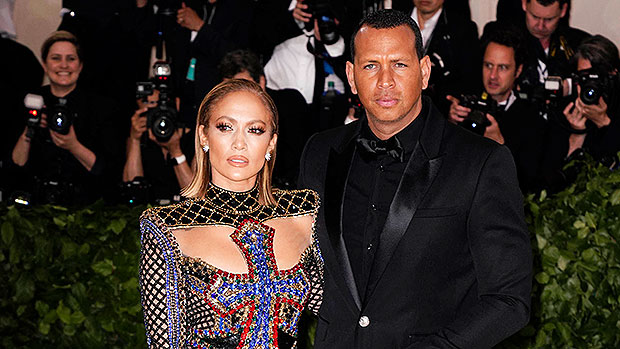 Jennifer Lopez Says She's In 'No Rush' To Marry Alex Rodriguez After Postponing Wedding Twice