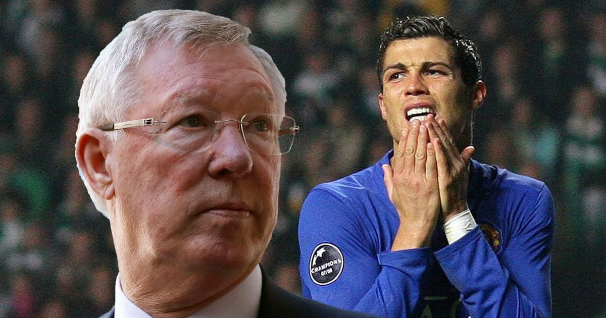 Ferguson's reason for never giving Cristiano Ronaldo the Man Utd captaincy