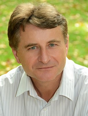 Professor Brendan Wren, Professor of vaccinology at London School of Hygiene and Tropical Medicine