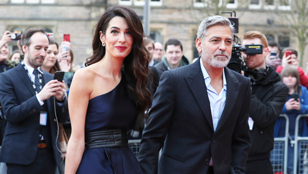George Clooney Reveals Twins, 3, Speak Fluent Italian While He & Amal Don't: 'We Did A Really Dumb Thing'