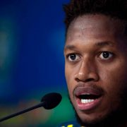 Fred appears to imply referee got it wrong as he speaks out on Man Utd red card