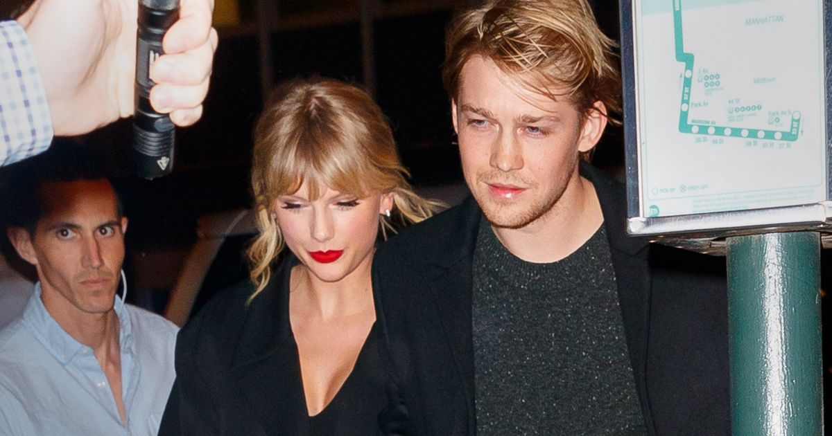 Taylor Swift drives fans wild with 'hint she's engaged' to Joe Alwyn in lyrics